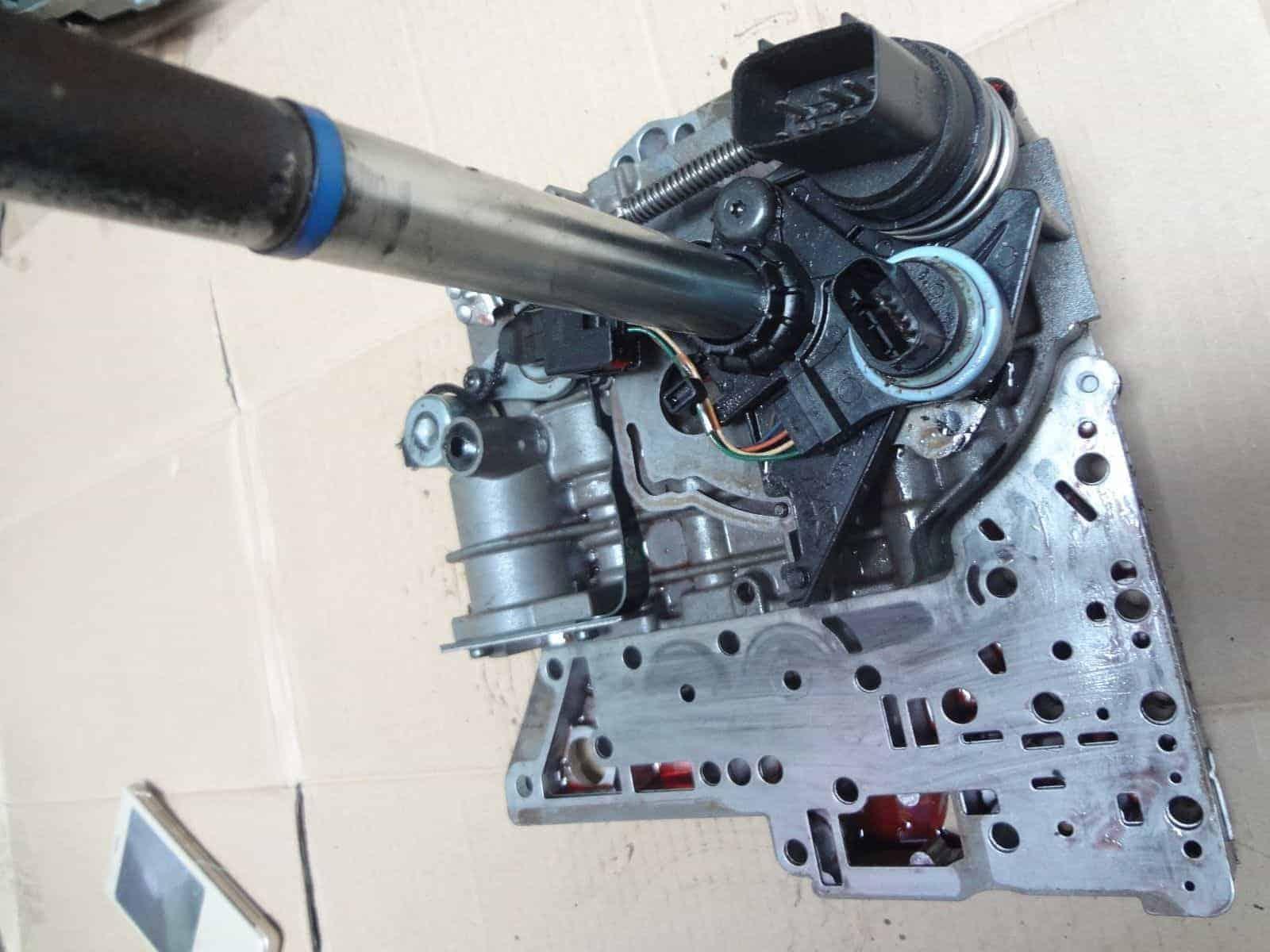 41TE A604 Valve Body for CHRYSLER CIRRUS PACIFICA DODGE AVENGER GRAND  CARAVAN JOURNEY SEBRING