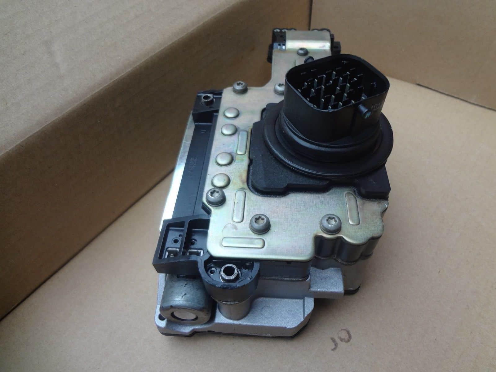 Transmission Shift Solenoid Block Pack fit for Dodge Jeep Chrysler 68 545 45RFE