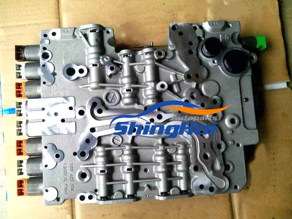 8HP70 ZF8HP70 Automatic Transmission Valve Body For BMW 3 SERIES JAGUAR XF  LAND ROVER DISCOVERY