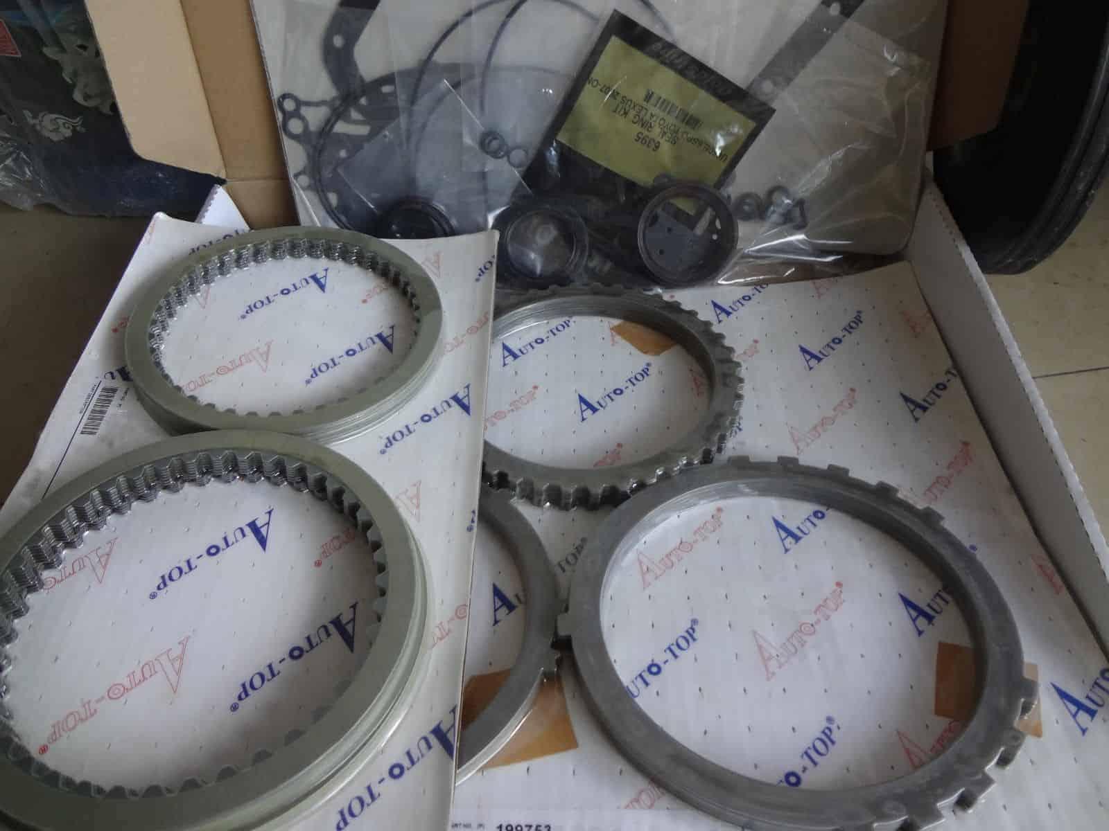 41TE A604 Transmission Master Kit For CHRYSLER CIRRUS DODGE MITSUBISHI  PLYMOUTH