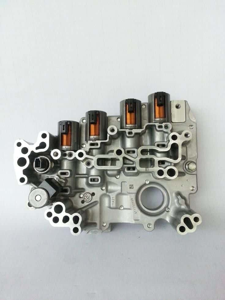 JF015E RE0F11A Valve Body For Nissan Tiida Sylphy Sunny