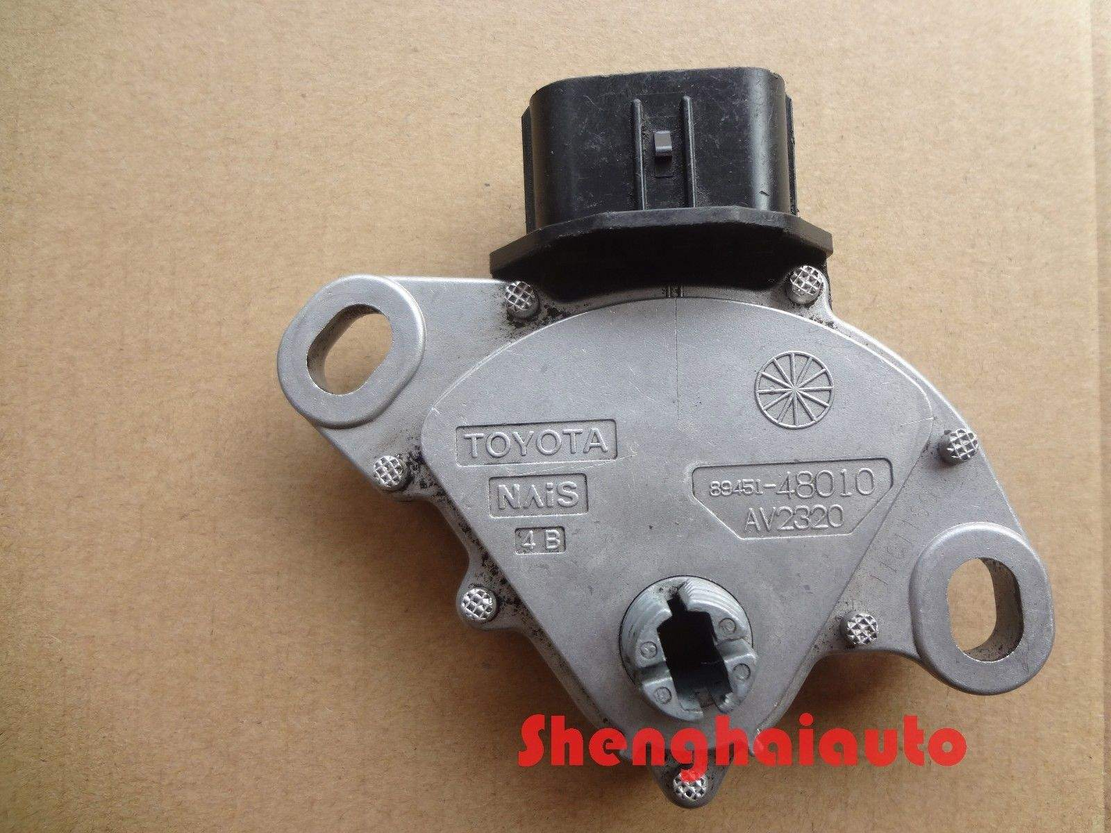 89451 48010 Inhibitor Neutral Safety Switch For Toyota Camry Highlander Rx450h