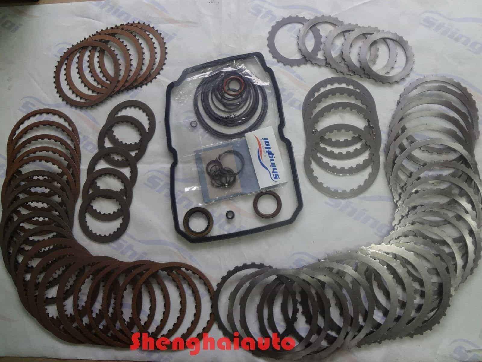 722 6 Transmission Gearbox Master Rebuild Kit For Mercedes Benz (B-Type)