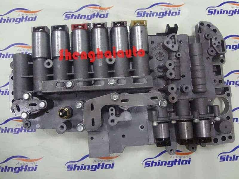 Transmission Valve Body >> A8tr1 8 Speed Awd Transmission Valve Body With Sensor For Mohave Borrego Genesis Equus