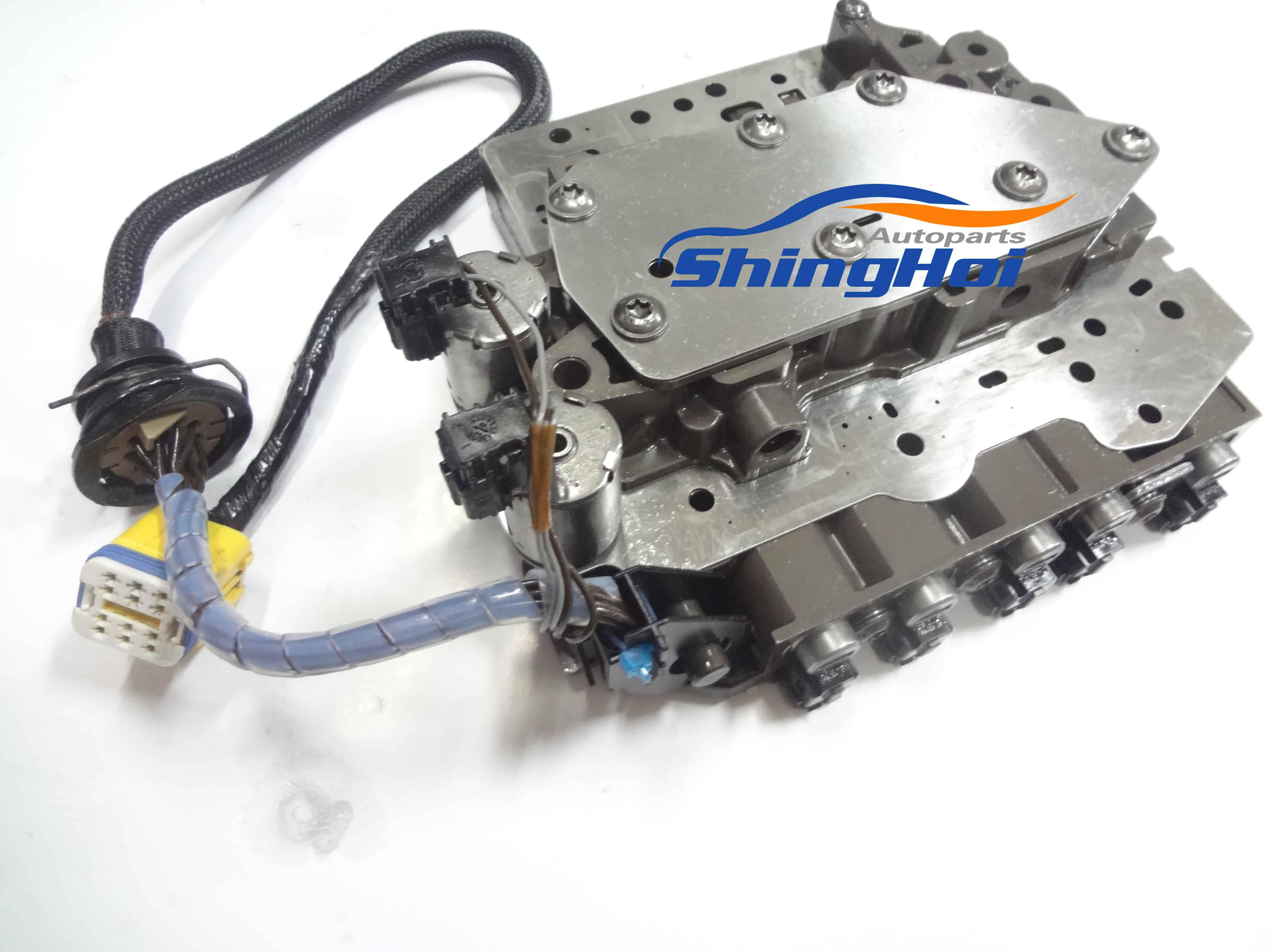 AL4 DPO 2570E2 2570E3 Transmission Gearbox Valve Body for Peugeot
