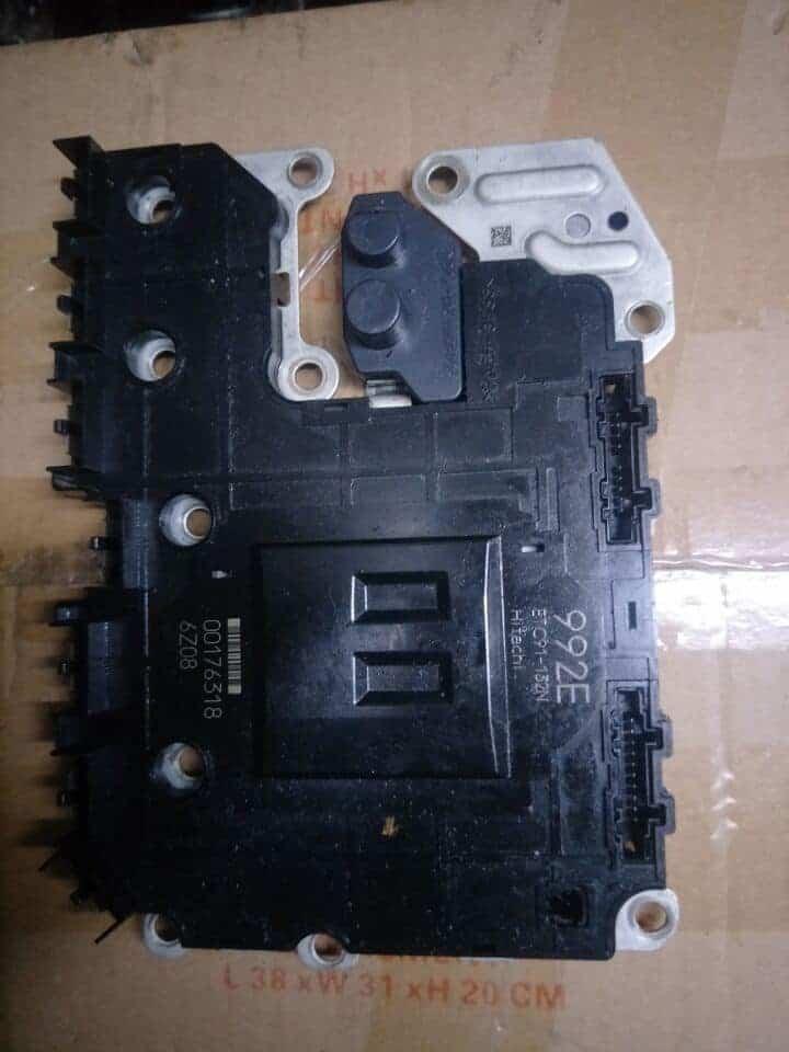 RE5R05A TCM Transmission Control Module 992E ETC91-132N for Nissan (Hitachi  Version)