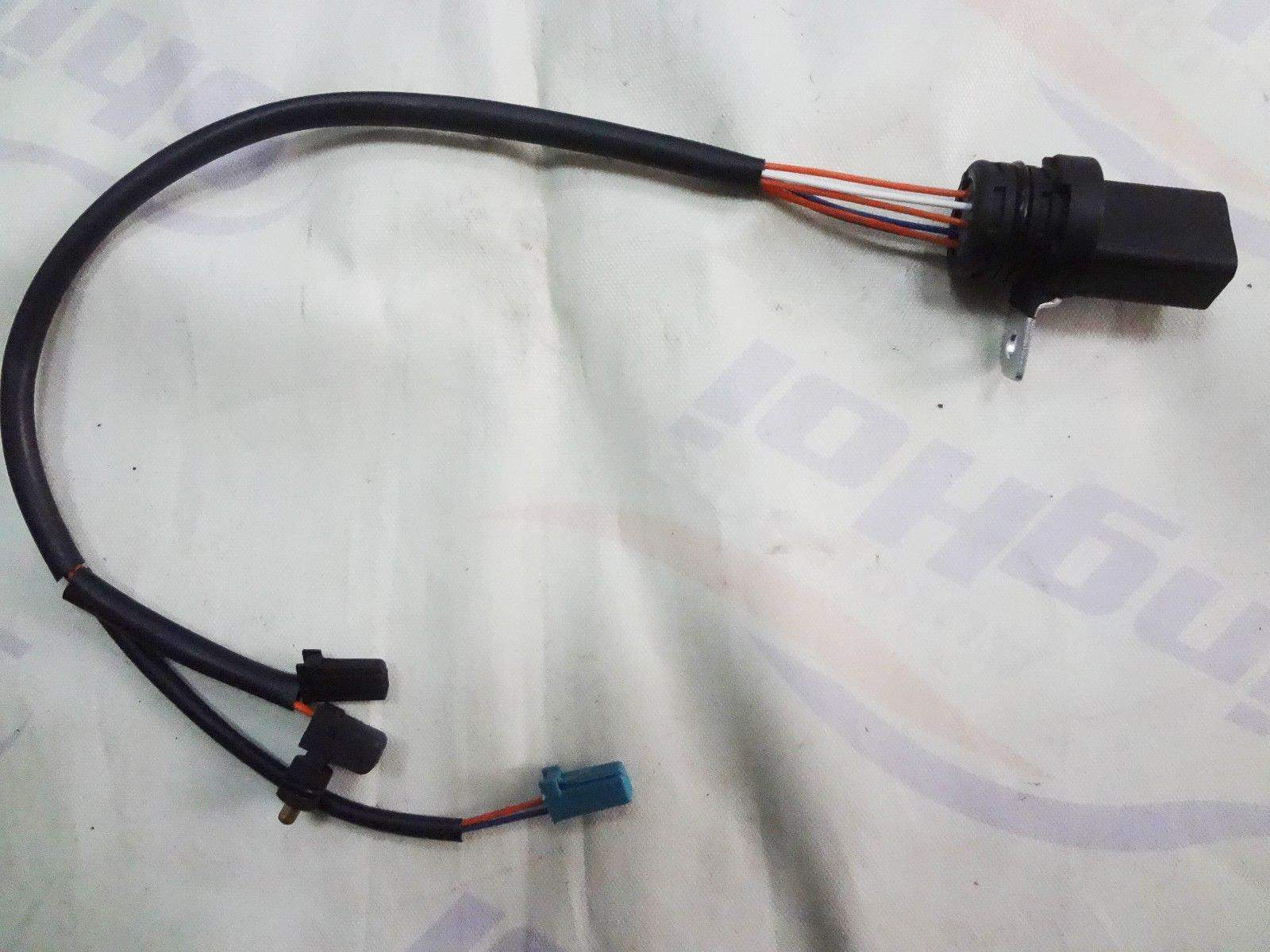 Speed Sensor Wiring