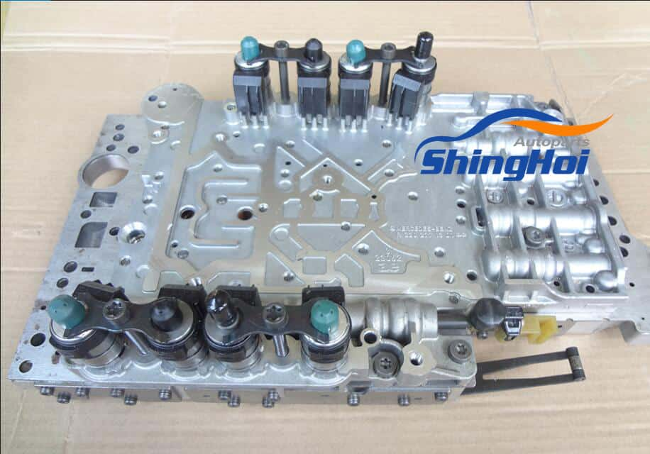 722 9 Transmission Valve Body with Solenoids