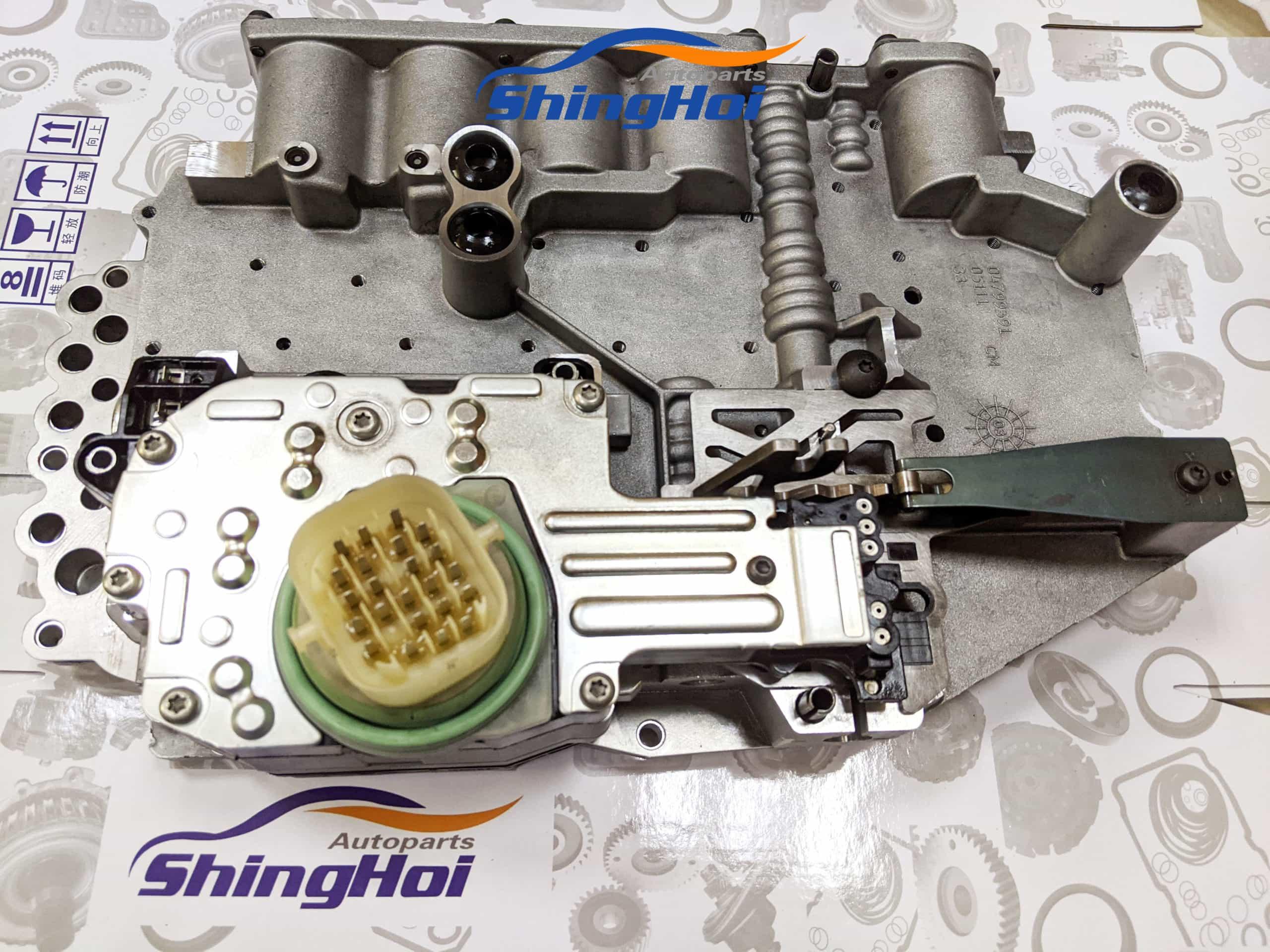 545rfe 68rfe Valve Body And Solenoid Pack 2004 Up Dodge Durango Dakota Sheng Hai Auto Parts Co Ltd